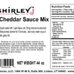 White Cheddar Cream Soup and Sauce Mix 48 oz-139