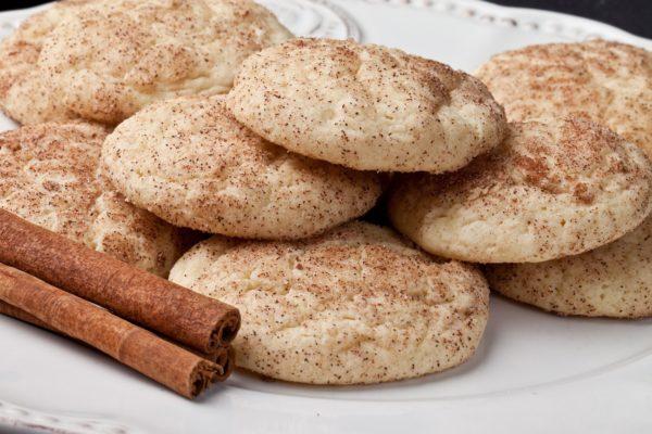 Snickerdoodle Cookie Mix (23 oz bag)-0