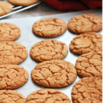 Soft Ginger Molasses Cookie case (8 / 23 oz. bags)-0